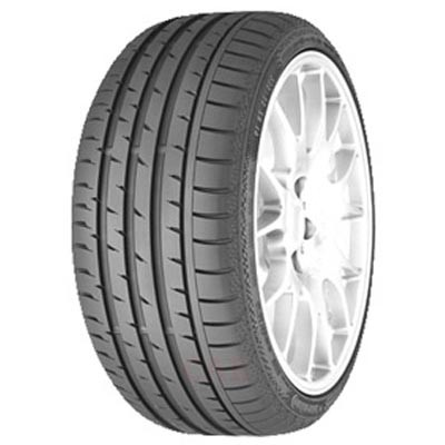 245/50 R 18 100 Y TL RFT Continental SPORTCONTACT 3 SSR *